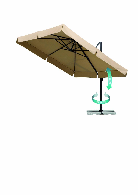 Schneider Sonnenschirm Rhodos Test