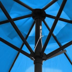 Deuba Sonnenschirm Detail