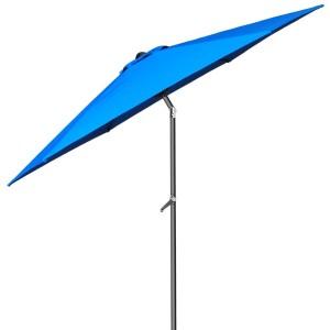 Deuba Sonnenschirm azurblau